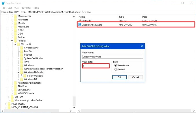 How to Disable Windows Defender 13