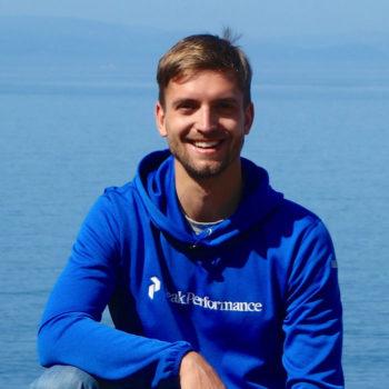 Fabian Stiegler - Referent der Roverstufe