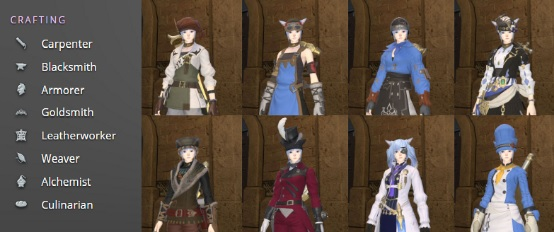 Best FFXIV Upgrade Zones For Level 1 To Level 50