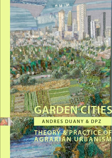 """Garden Cities"" Book Cover"