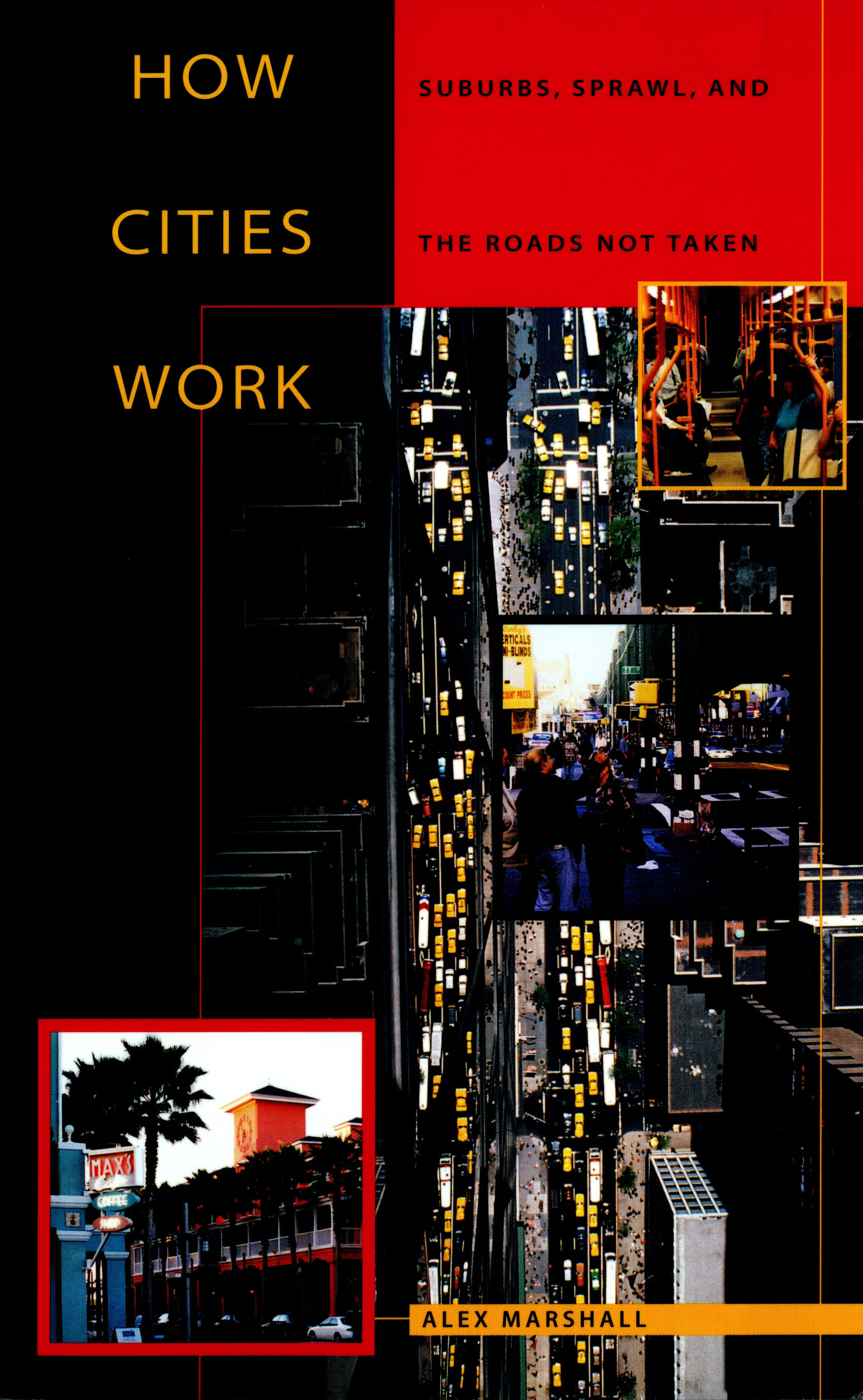 """""""How Cities Work"""" Book Cover"""