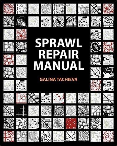 """""""Sprawl Repair Manual"""" Book Cover"""