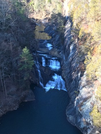 Tallulah Gorge best hikes on the east coast