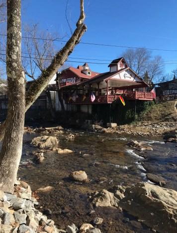 Helen GA River