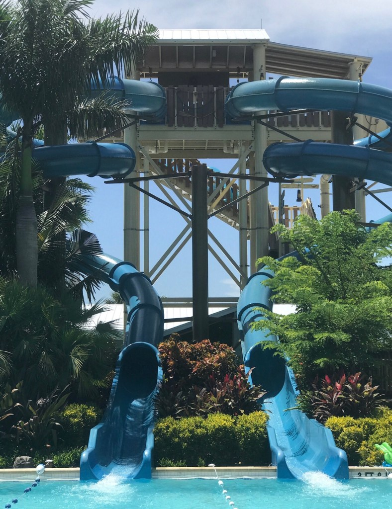 Hyatt Bonita Springs Slides