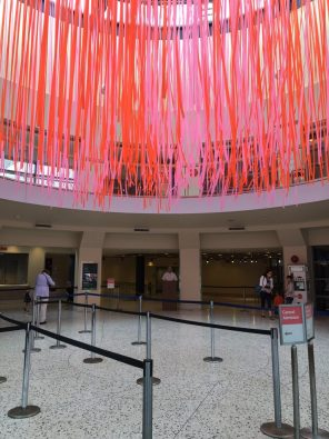 NYSCI Entrance