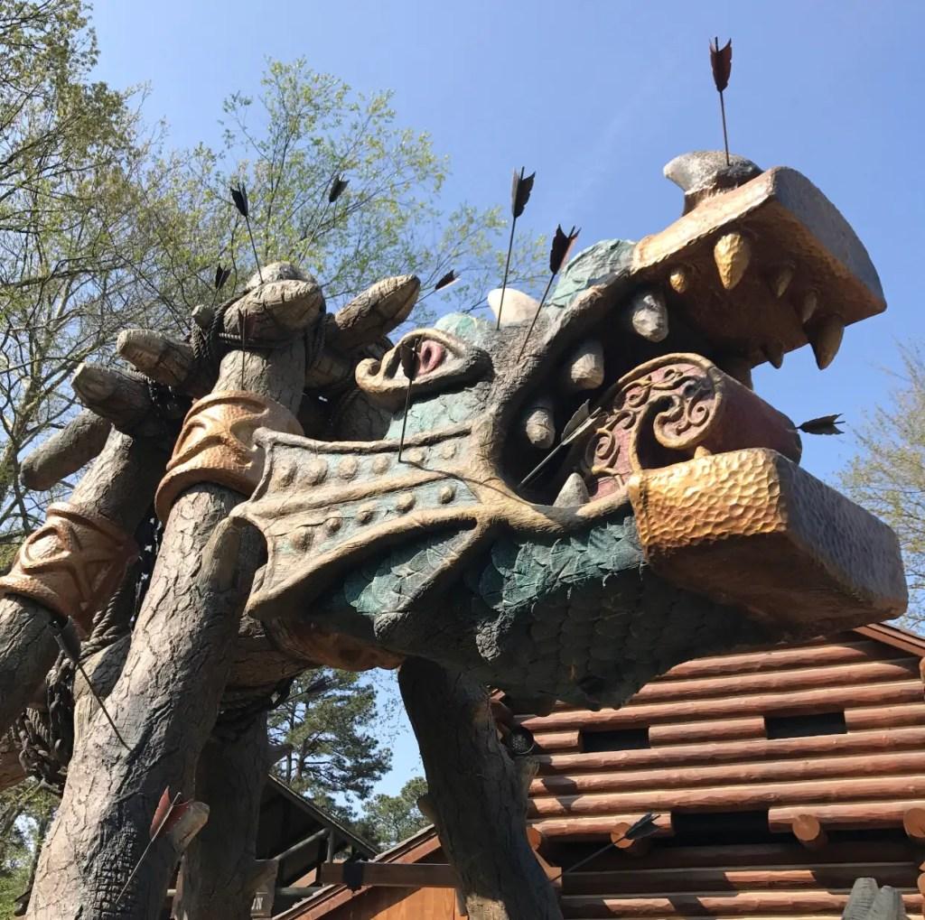 Busch gardens williamsburg review 2