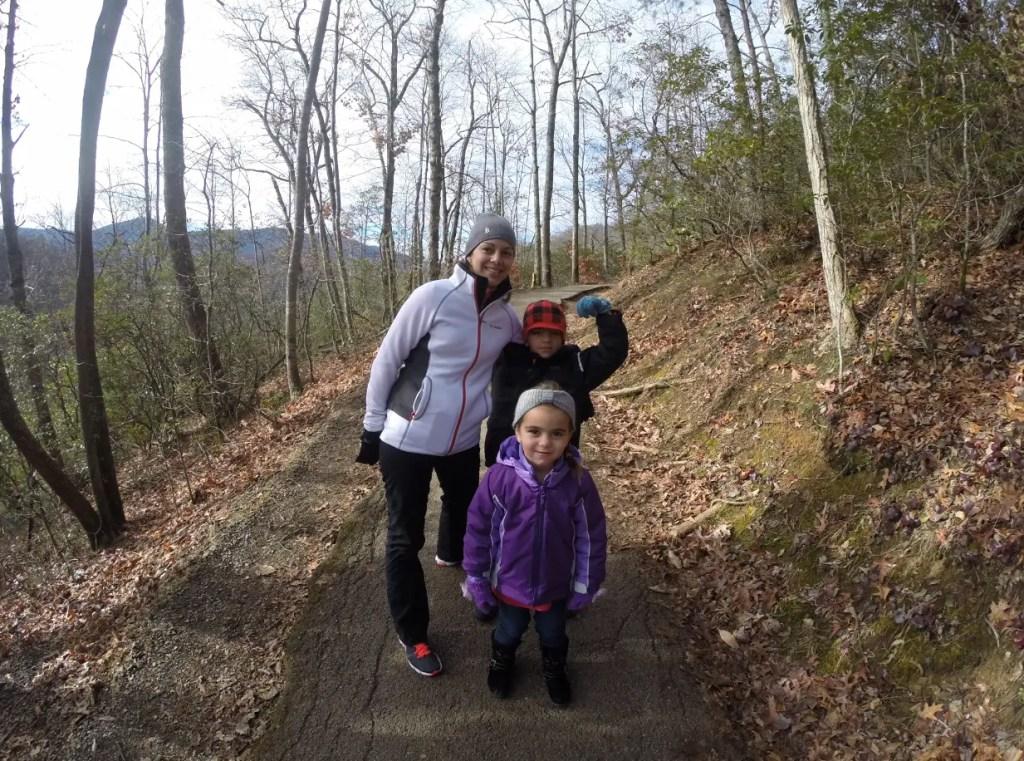 Smoky Mtn hike