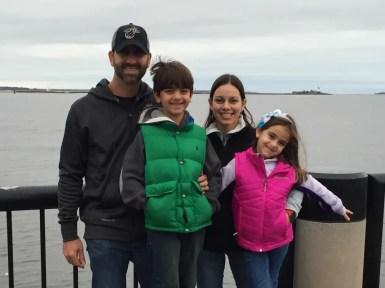 Charleston family