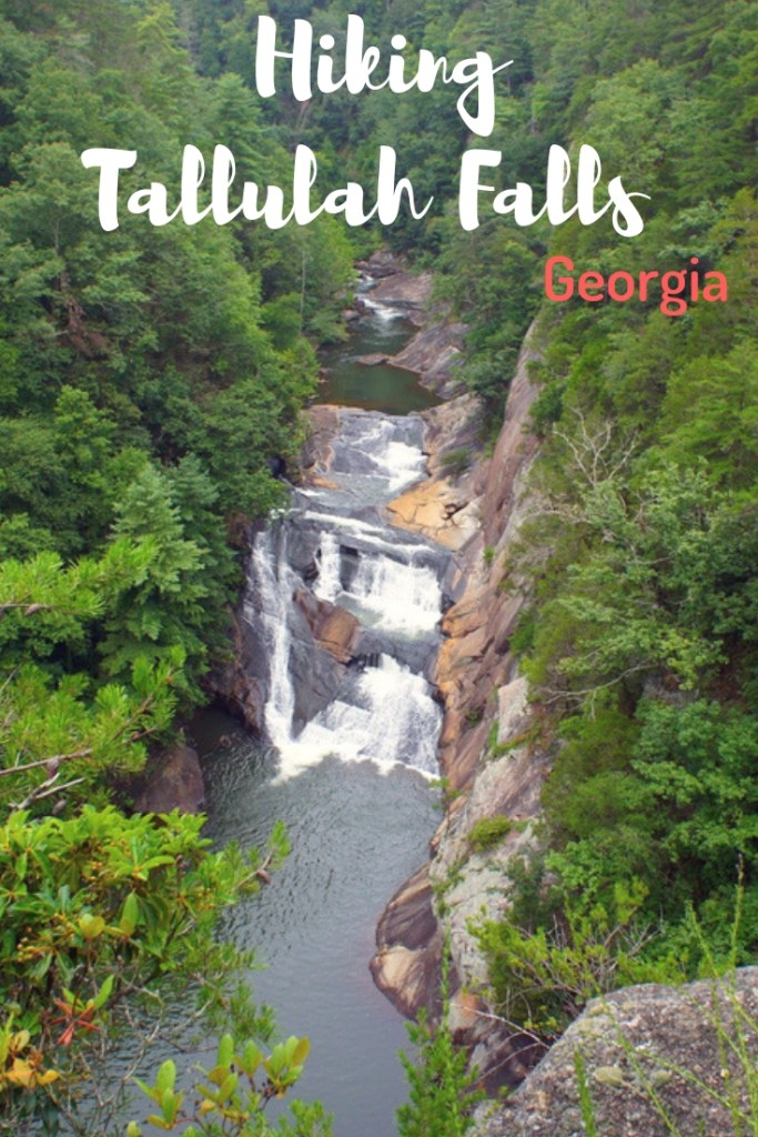 Tallulah Gorge with kids