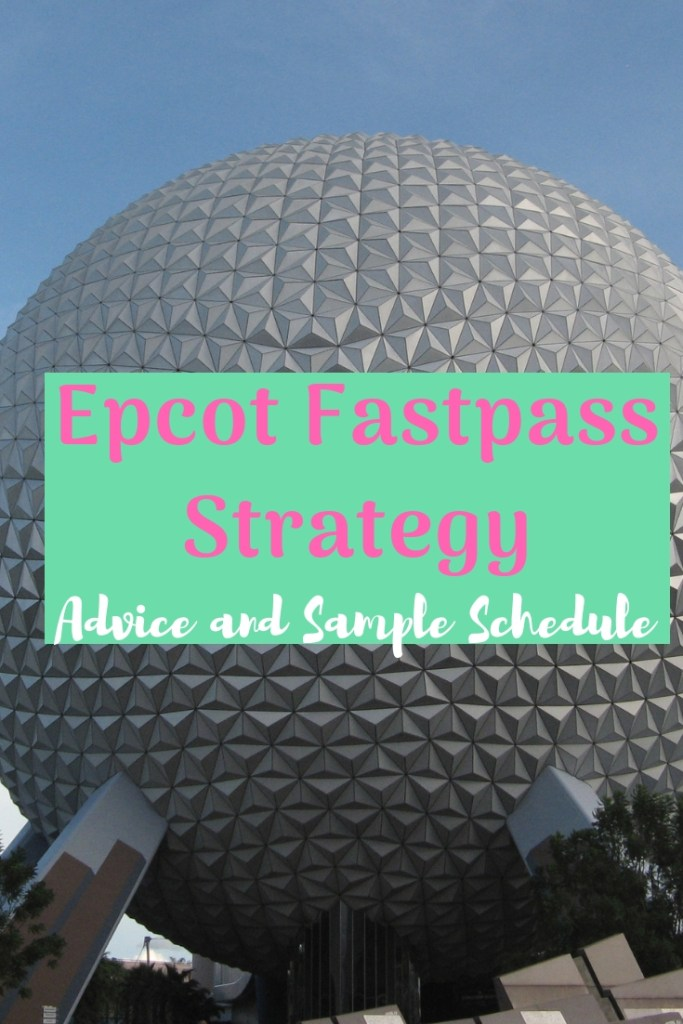 Best fast passes for Epcot pin cover