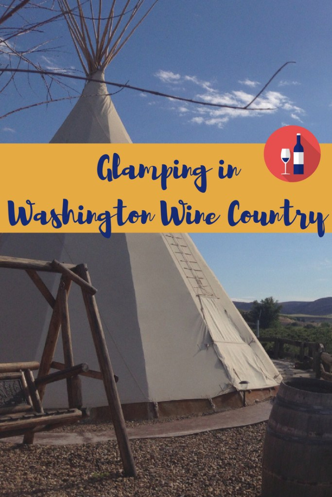glamping in washington state