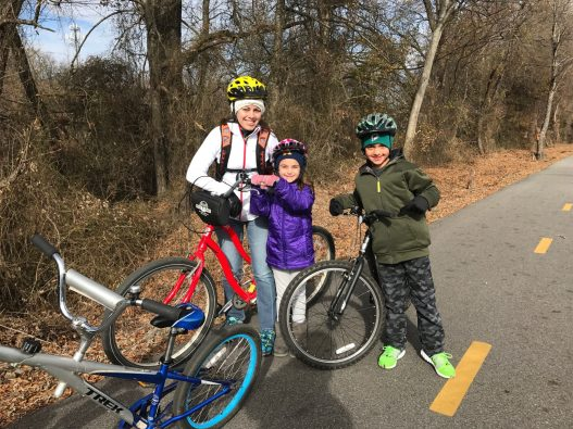 Swamp Rabbit Trail