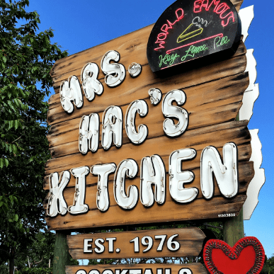 Key Largo Restaurants MrsMacs