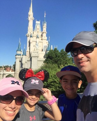 Magic Kingdom Family