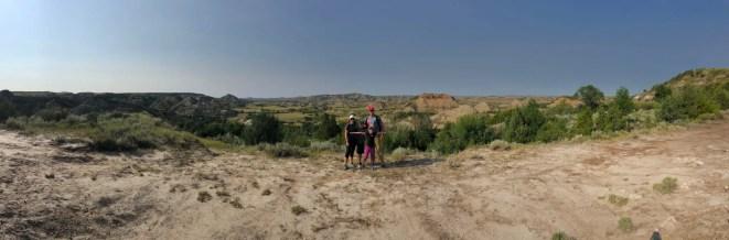 north dakota national parks pano