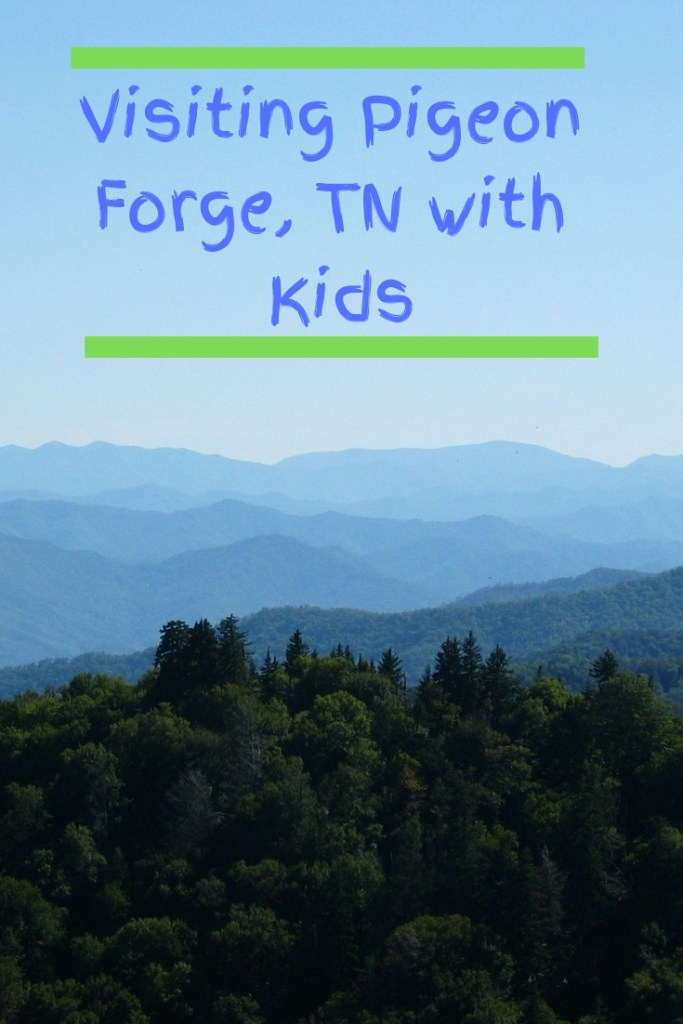 Pigeon Forge attractions with kids