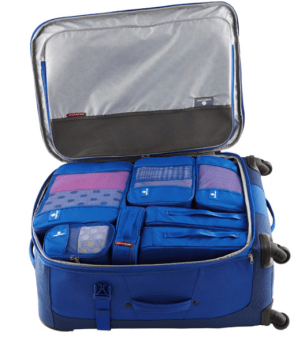 Packing Cube Luggage why use packing cubes