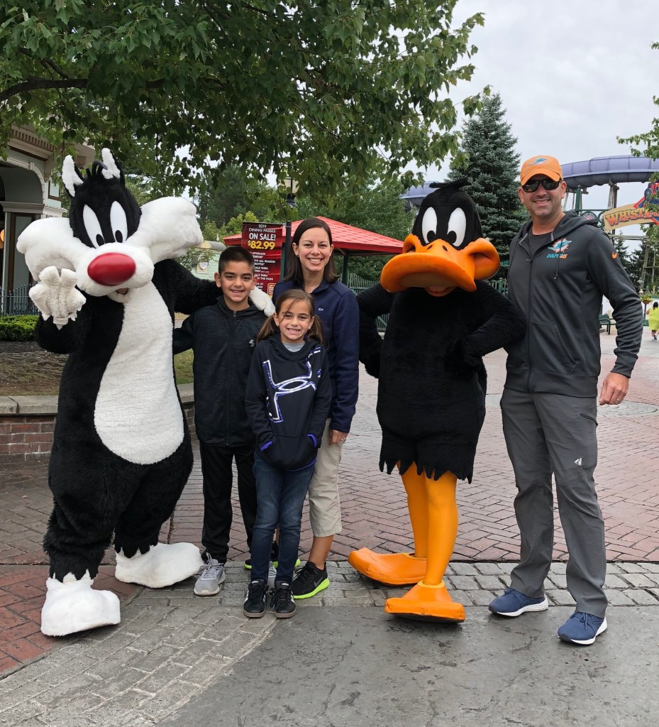 Six Flags Family
