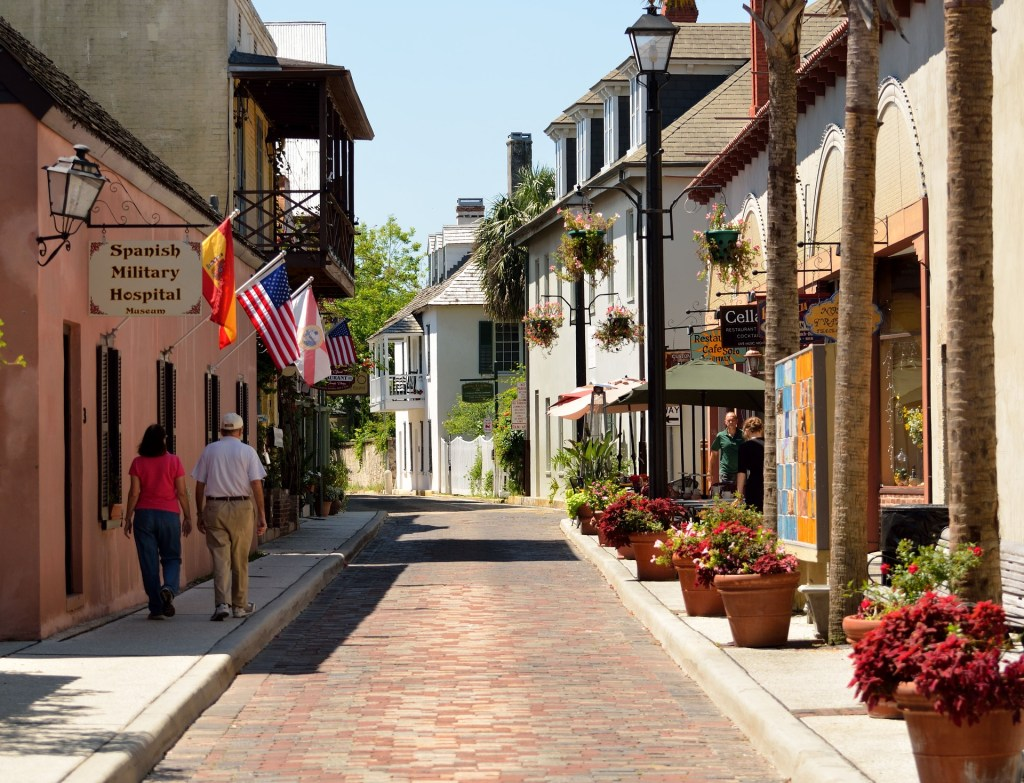 St. Augustine historic district