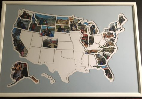 Travel Photo Map