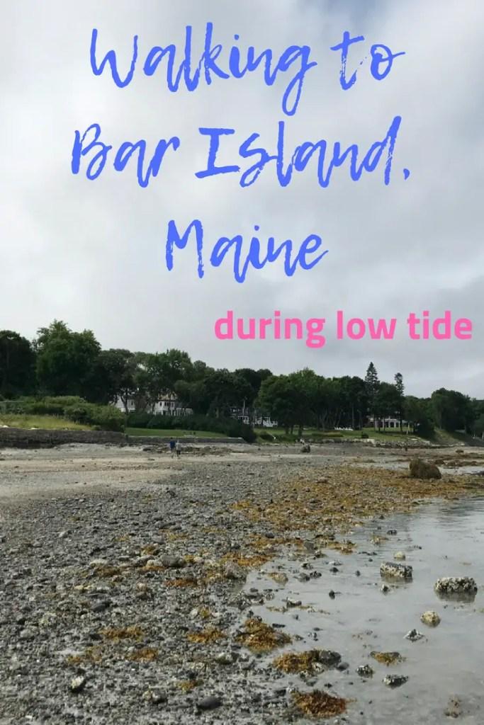 Bar Island Trail