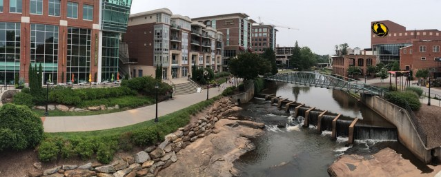 Greenville with kids
