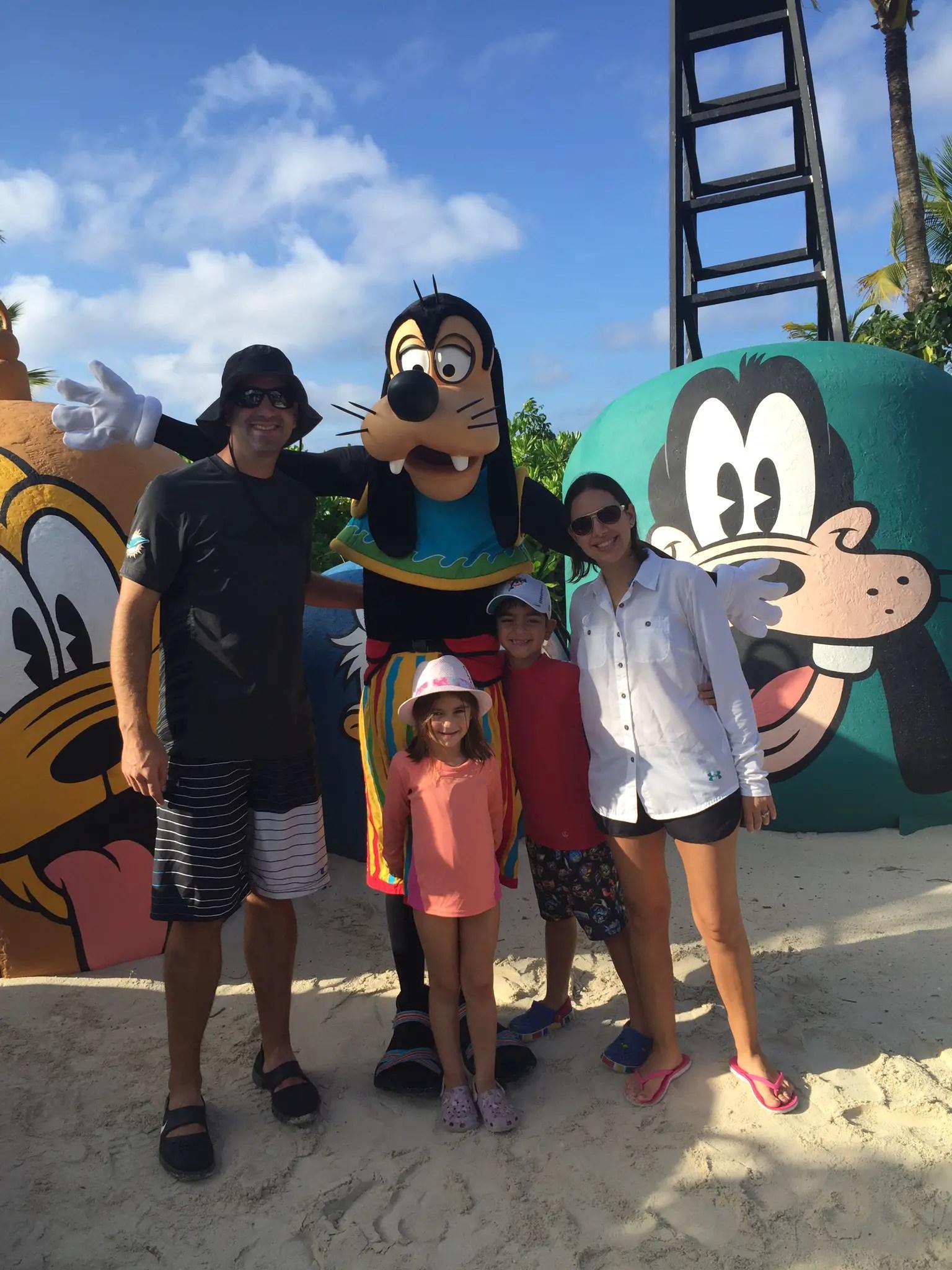 Disney Cruise Fam 1