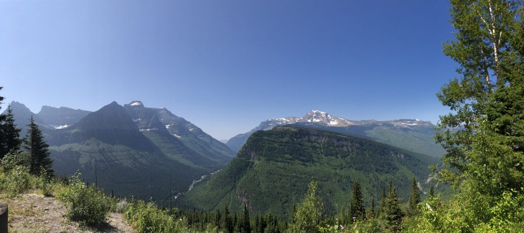 Glacier National Park - best national parks for families
