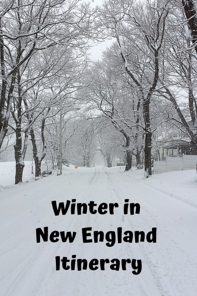Winter New England Road Trip Itinerary