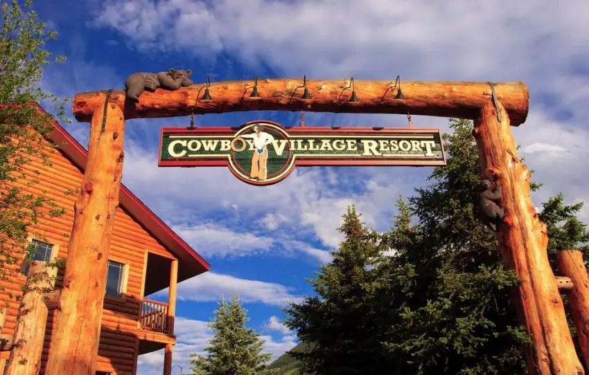 Cowboy Village Resort