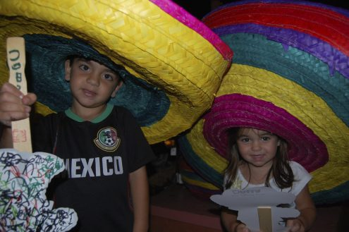 Epcot Mexico kids Disney on a budget