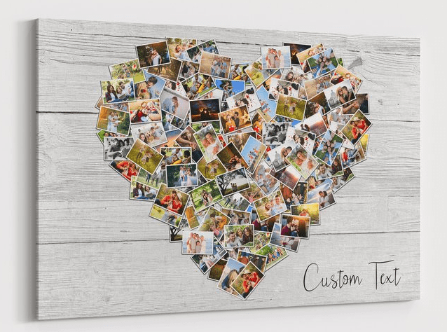 Family pictures heart mother's day gifts online guide