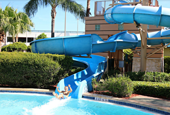 best family hotels in orlando Hilton
