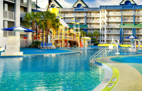 Best Hotels in Orlando for Kids - Holiday Inn Resort Suites Waterpark