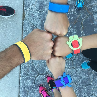 magic bands Use the Disney Rider Switch with your Fastpass+