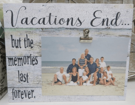 travel keepsake ideas