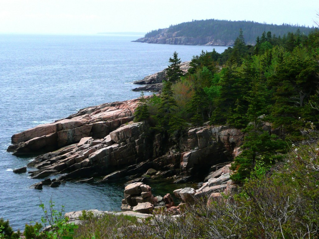 best east coast hikes acadia