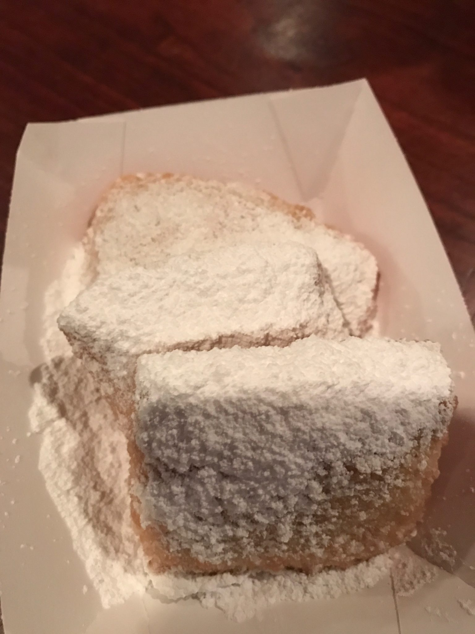 Disney Moderate Resorts beignets