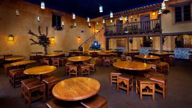 Best food at magic kingdom Pecos