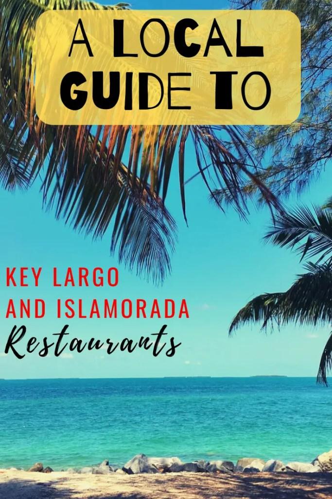 key largo restaurants