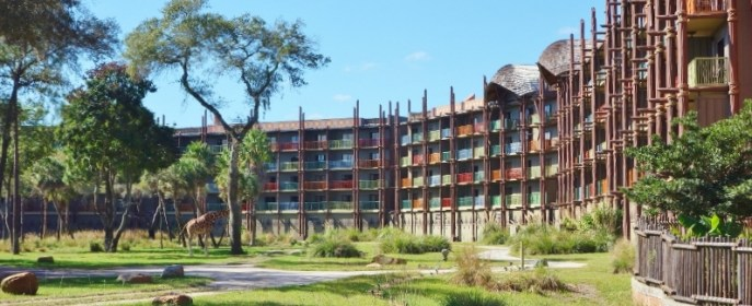 Things to do in Disney World besides the park visit Animal Kingdom Lodge