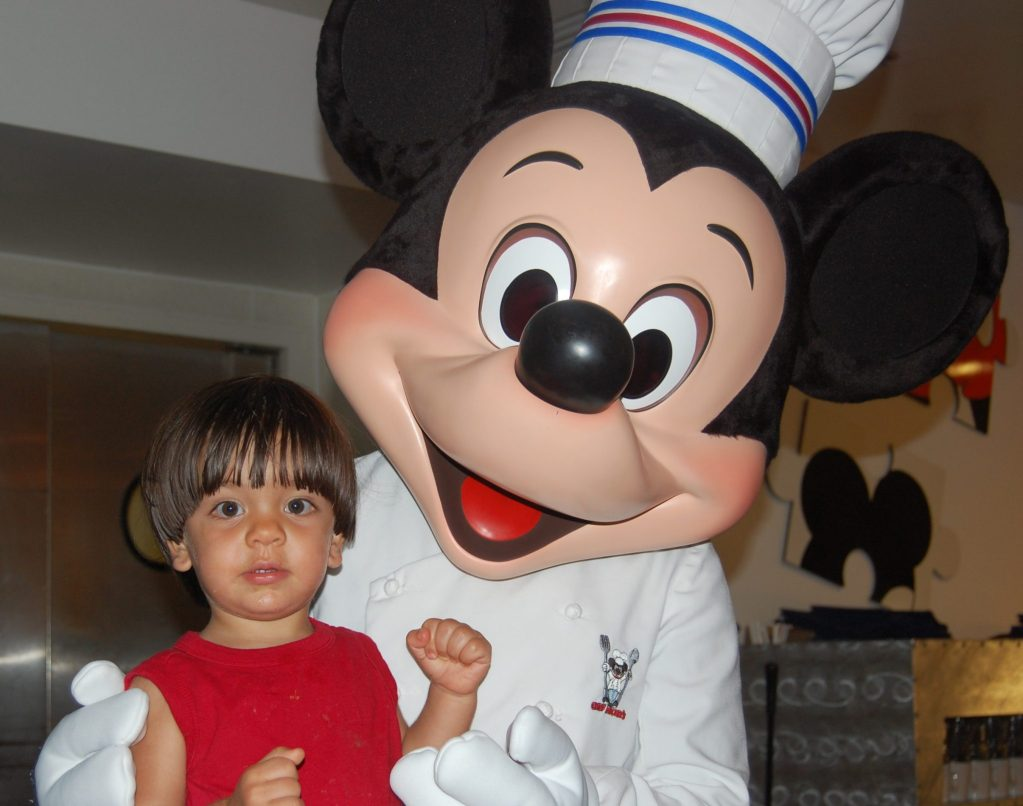 Things to do in Disney World besides the parks Chef Mickey