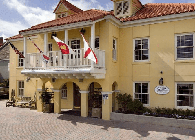 St. Augustine hotels 4