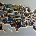 USA Photo Map: How to Create Your Own Personalized Travel Map