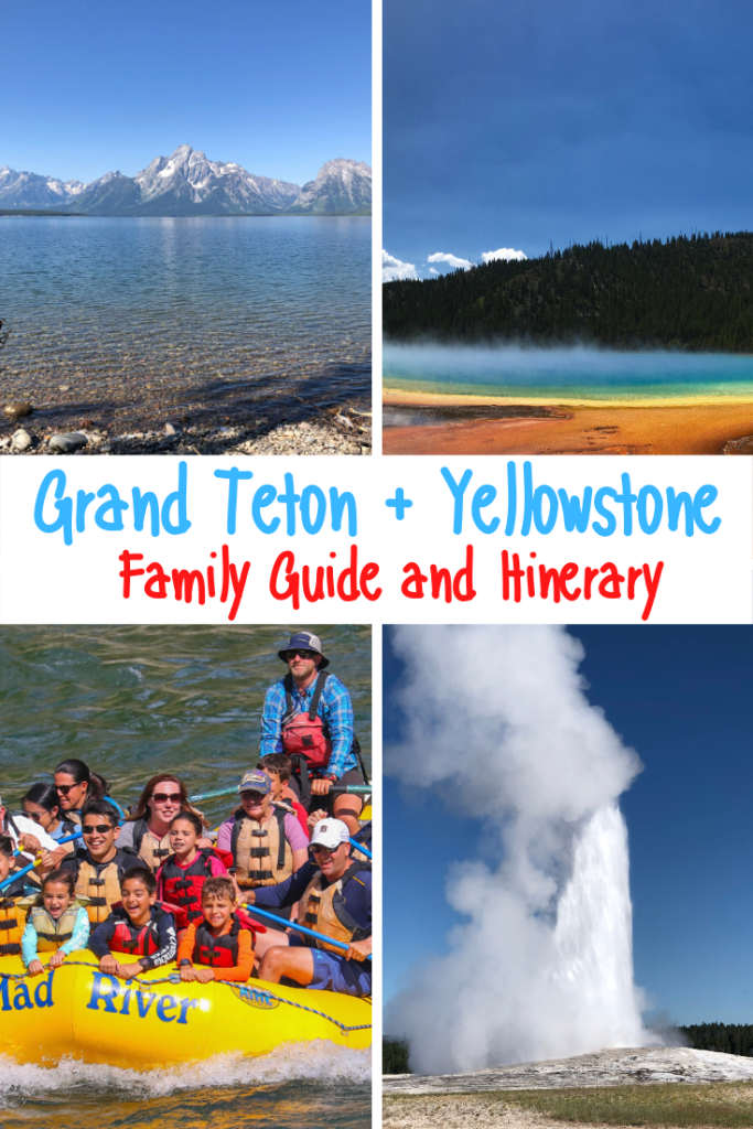 Grand teton to yellowstone pin 2