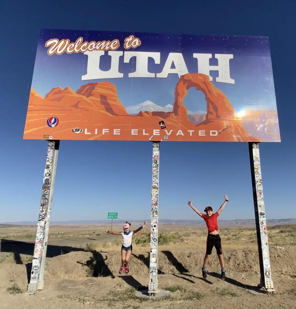 Utah Sign Kids