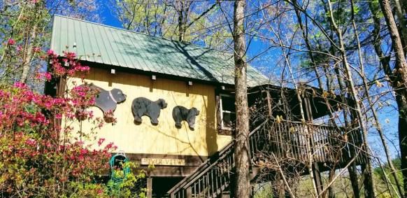 Helen GA accomodations Bear Creek