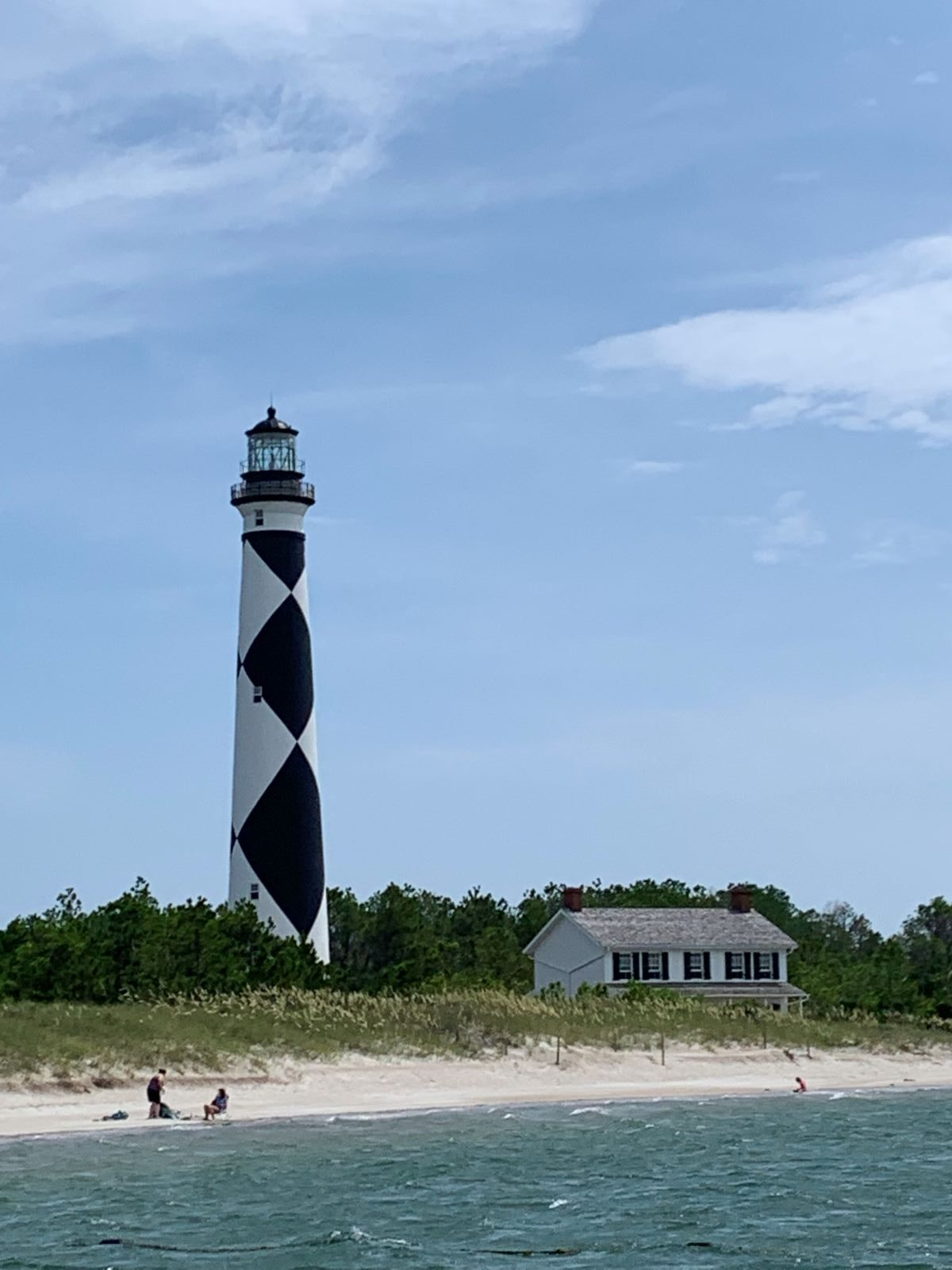 Things to do in the outer banks cape lookout