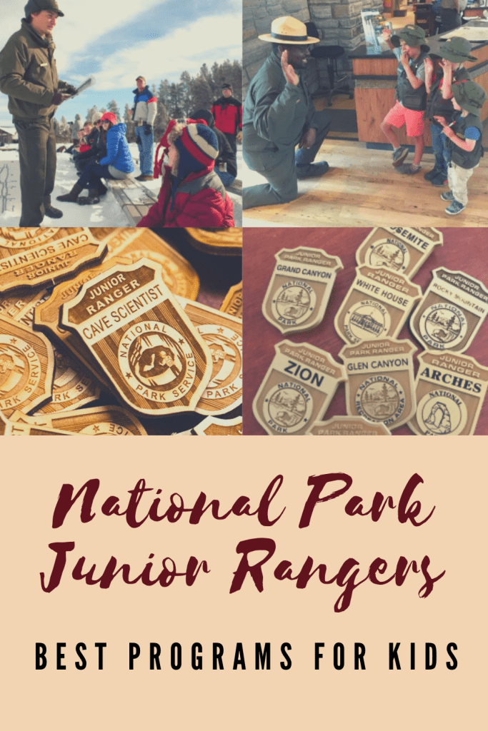 national park junior ranger 2